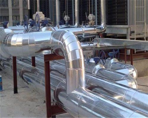 铁皮外保温工程