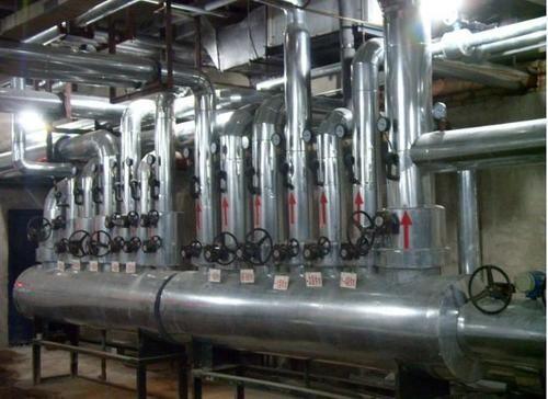 水管机房管道施工