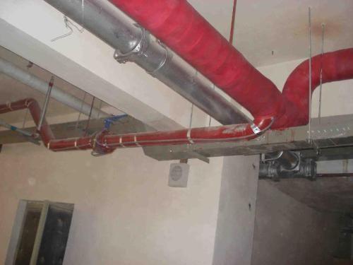 消防保温技术团队