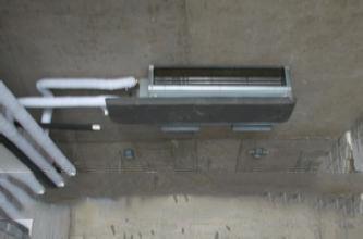 风机盘管保温施工
